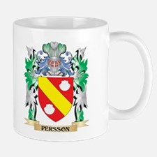 Persson Coat of Arms - Family Crest Mugs