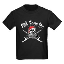 Fish Fear Me T