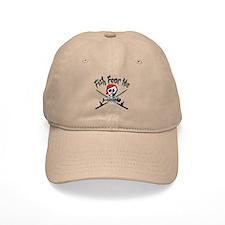 Fish Fear Me Baseball Baseball Cap