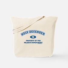 Holy Defender Tote Bag