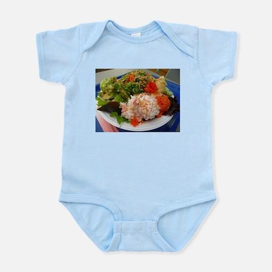 Hawaiian poki bowl Body Suit