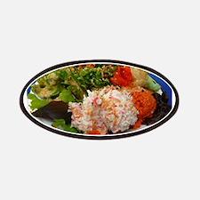Hawaiian poki bowl Patch