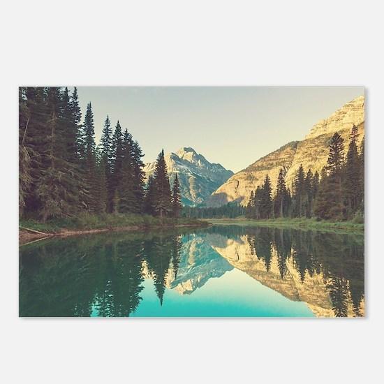 Glacier National Park Postcards (Package of 8)