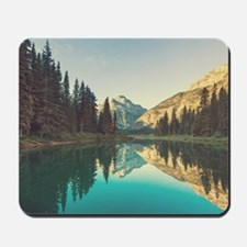 Glacier National Park Mousepad
