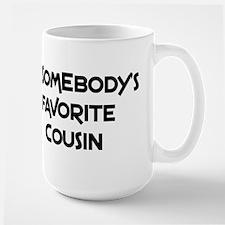 Favorite Cousin Mugs