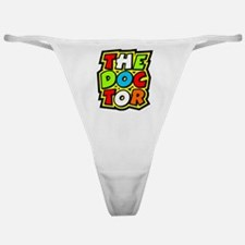 The Doctor - Valentino Rossi Classic Thong