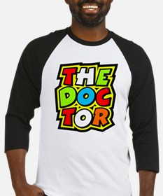 The Doctor Baseball Jersey