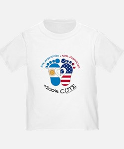 Argentinian American Baby T-Shirt