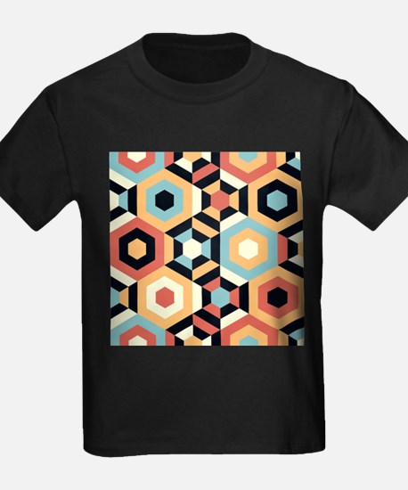 Retro Pattern T-Shirt