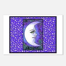 La Luna & Milagros Postcards (Package of 8)