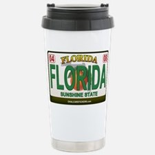 Cute Florida native Travel Mug