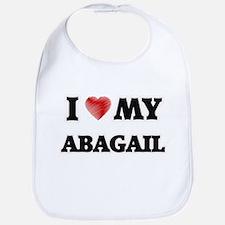 I love my Abagail Bib