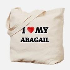 I love my Abagail Tote Bag