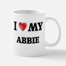 I love my Abbie Mugs