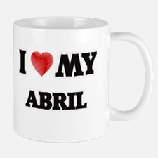 I love my Abril Mugs