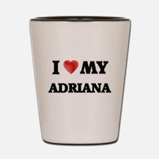 I love my Adriana Shot Glass