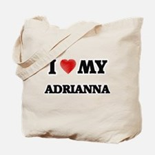 I love my Adrianna Tote Bag