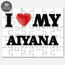 I love my Aiyana Puzzle