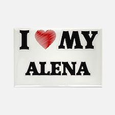 I love my Alena Magnets
