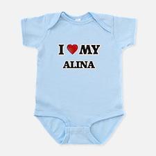 I love my Alina Body Suit