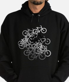 Bicycles Hoodie (dark)