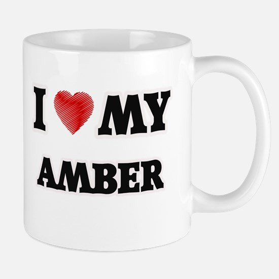 I love my Amber Mugs