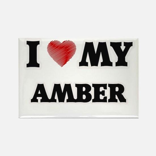 I love my Amber Magnets