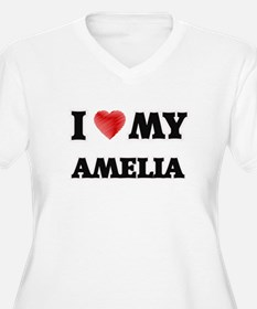 I love my Amelia Plus Size T-Shirt