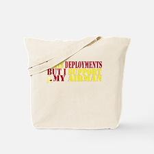 My Airman Tote Bag