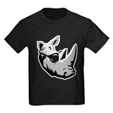 Rhino Kids T-shirts (Dark)