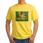 Bridge / Pitbull Yellow T-Shirt