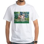 Bridge / Pitbull White T-Shirt