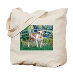 Bridge / Pitbull Tote Bag