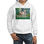 Bridge / Pitbull Hooded Sweatshirt