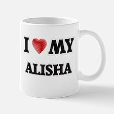 I love my Alisha Mugs