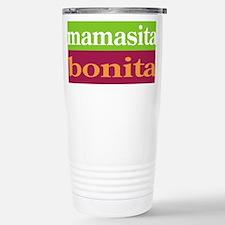 Unique Latina Travel Mug