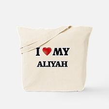 I love my Aliyah Tote Bag