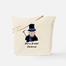 Merry Freakin Christmas Tote Bag