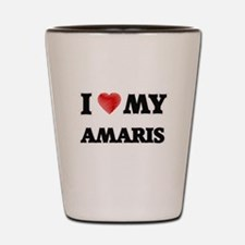 I love my Amaris Shot Glass