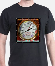 Personal Patience Meter T-Shirt