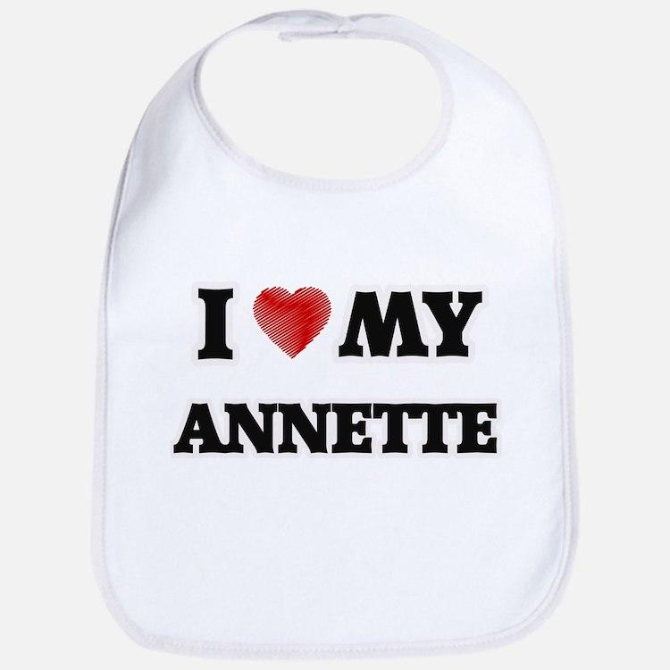 I love my Annette Bib