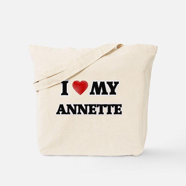 I love my Annette Tote Bag