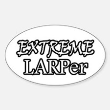Extreme LARPer Decal
