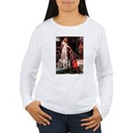 The Accolade / Pitbull Women's Long Sleeve T-Shirt