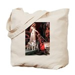 The Accolade / Pitbull Tote Bag