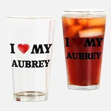 I love my Aubrey Drinking Glass