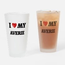I love my Averie Drinking Glass