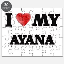 I love my Ayana Puzzle