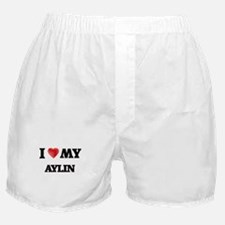 I love my Aylin Boxer Shorts