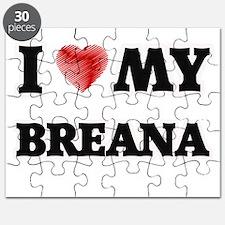 I love my Breana Puzzle